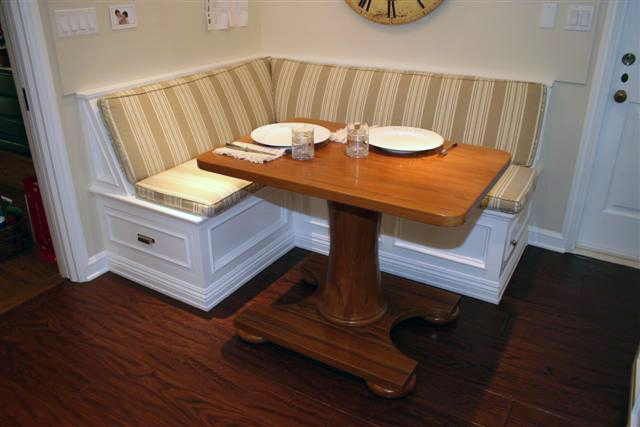 Custom Kitchen Seating
