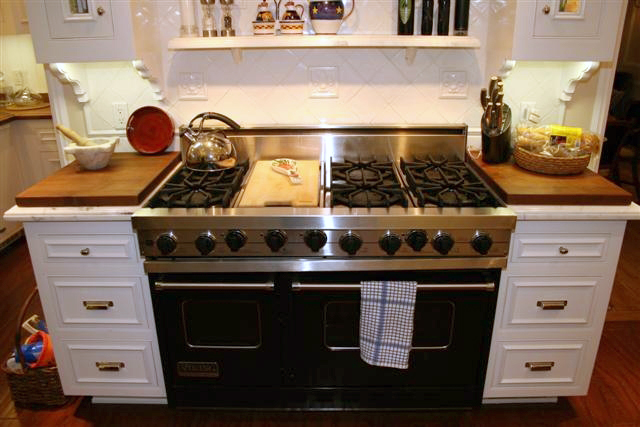range oven side by side double oven gas range